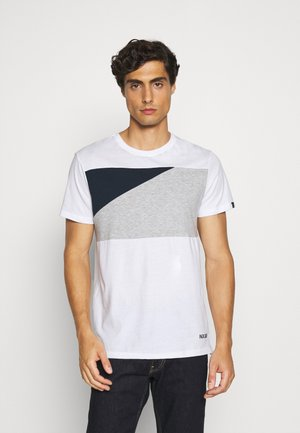 EBEL - T-shirts print - optical white