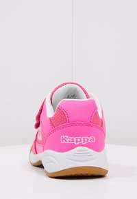 Kappa - KICKOFF  - Sports shoes - pink/white - 3