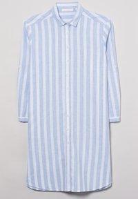 Eterna - MODERN  - Button-down blouse - hellblau/weiß - 4