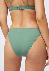 OYSHO - CLASSIC  - Bikiniunderdel - green - 4