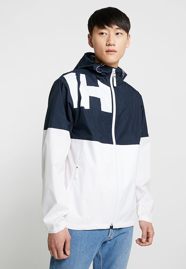 PURSUIT JACKET - Kurtka sportowa - navy