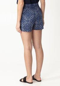 Indiska - ABBIE - Shorts - blue - 1