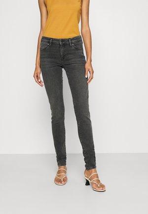 ADRIANA - Jeans Skinny Fit - smoke glam