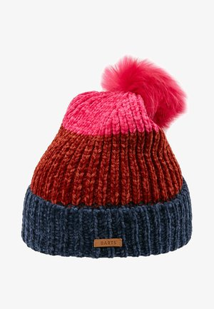 STARFLOWER BEANIE KIDS - Beanie - navy