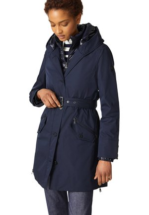 KAJA - Down coat - navy blau