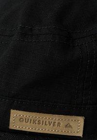 Quiksilver - RENEGADE - Cap - black - 5
