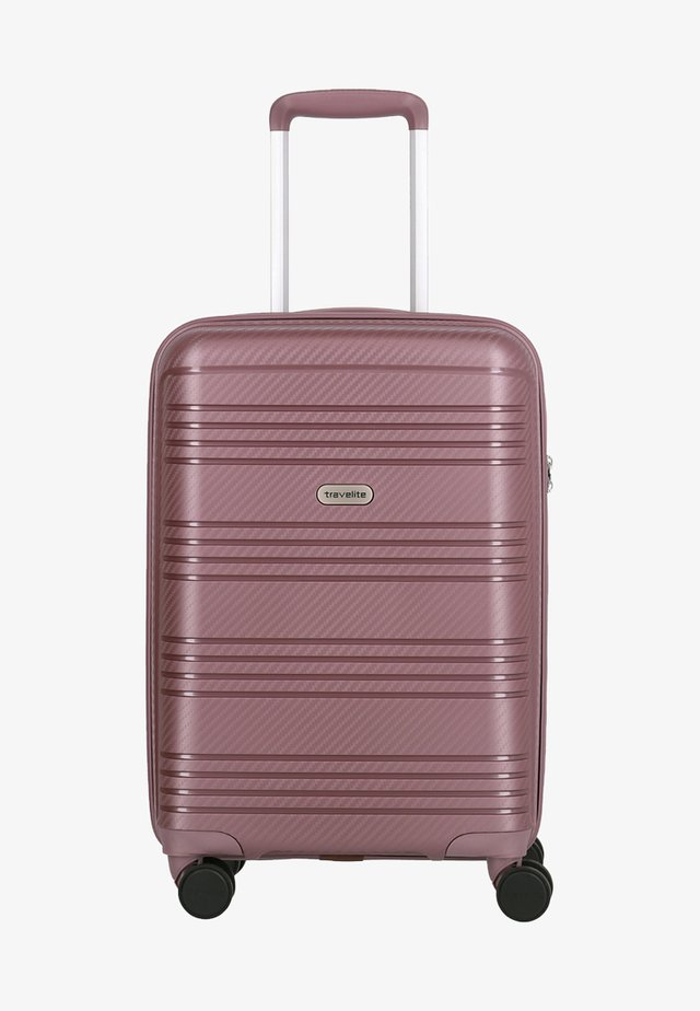 ZENIT  - Wheeled suitcase - lilac