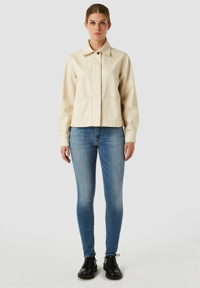 Jeans Skinny Fit - bio stretch fresh blue