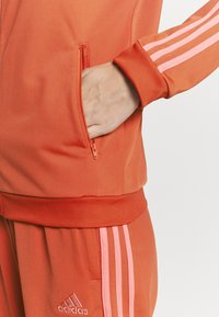 adidas Performance - Tracksuit - crered/hazros - 6