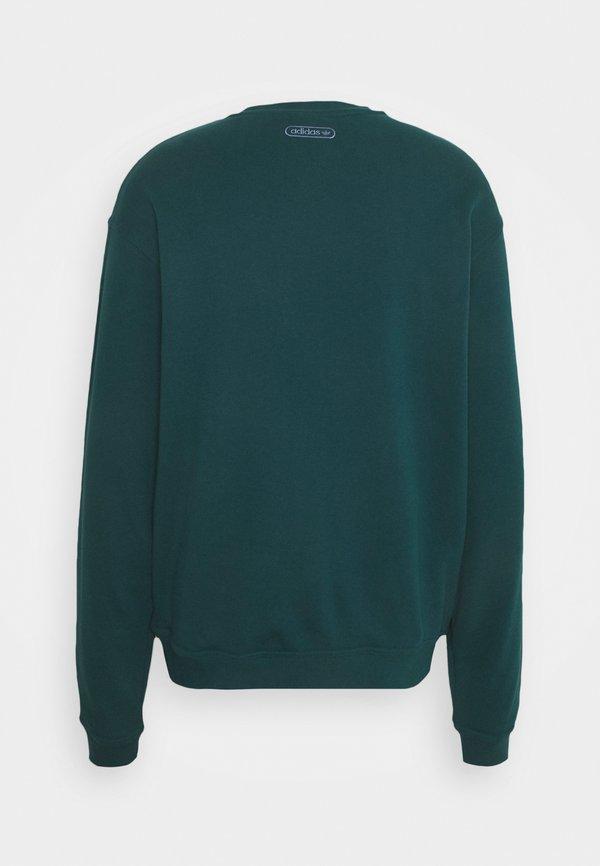 adidas Originals CREW UNISEX - Bluza - wild teal/zielony Odzież Męska XSOK
