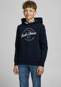 Jack & Jones Junior - Hættetrøjer - navy blazer - 1