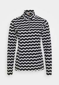 MISMA WOMEN  - Fleece jumper - black