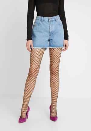 DE-LOWY - Denim shorts - indigo