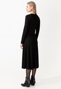 Indiska - ARA - Jumper dress - black - 3
