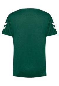 Hummel - T-shirt print - evergreen - 1