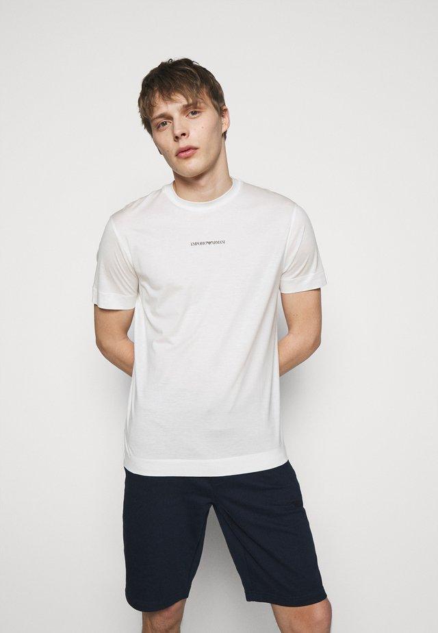 EXCLUSIVE  - T-shirt basic - white
