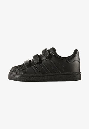 SUPERSTAR CF  - Baby shoes - core black