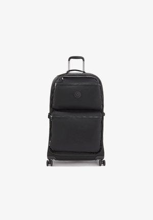 UPRIGHT  - Wheeled suitcase - black noir