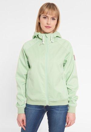 ISLAY - Summer jacket - neomint
