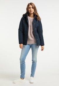 usha - Winter jacket - marine - 1