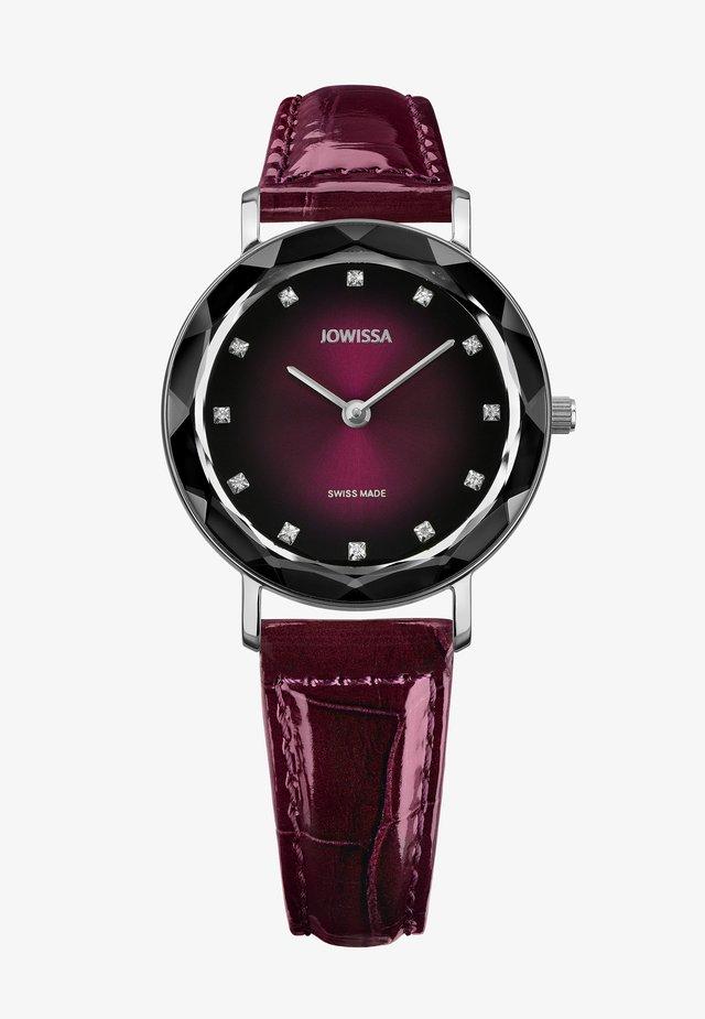 Watch - bordeaux
