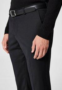 Selected Homme - Pantalon de costume - black - 3