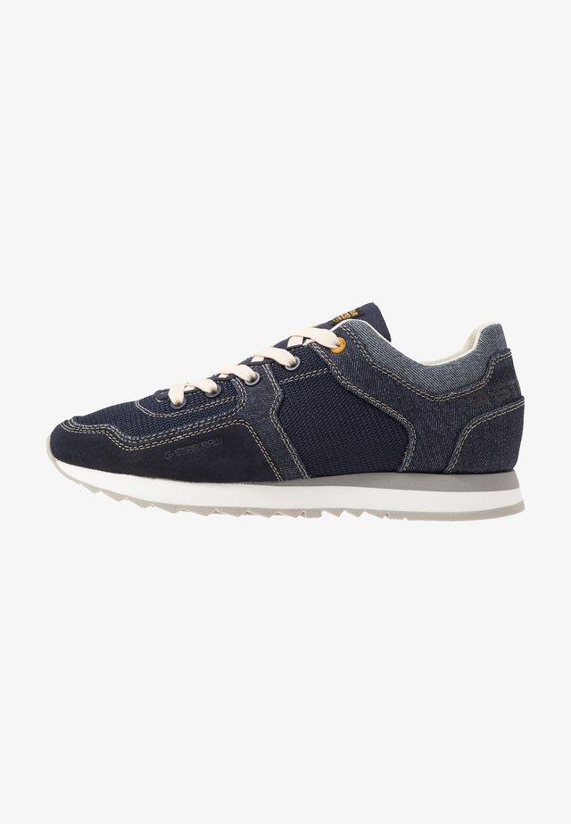 CALOW DENIM II - Zapatillas - dark saru blue
