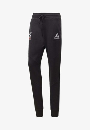 UFC FG FIGHT WEEK JOGGERS - Tracksuit bottoms - black