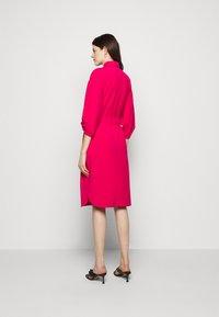 Marc Cain - Jersey dress - pink - 2