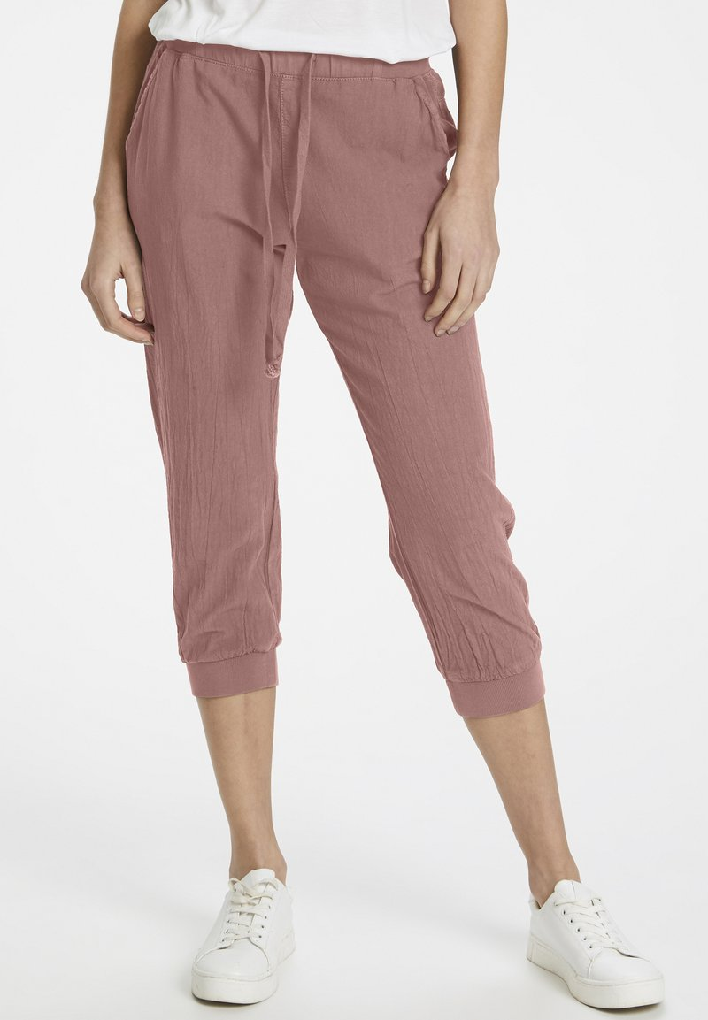 Kaffe - Tracksuit bottoms - old rose