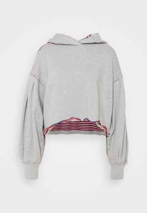 WANDERING SOUL REVERSIBLE - Sweater - heather grey
