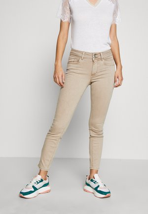 ALEXA - Jeans Skinny Fit - dusty taupe
