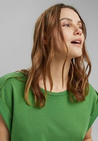 edc by Esprit - Basic T-shirt - green - 3