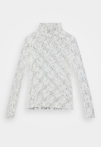 STRETCH - Blouse - offwhite