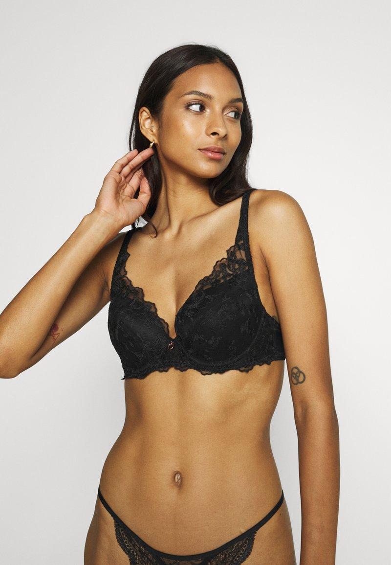 LASCANA - BRA - Underwired bra - black