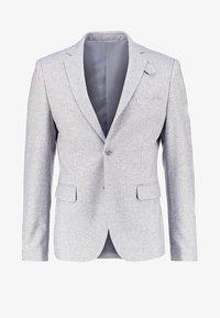 Pier One - Blazer jacket - light grey - 7