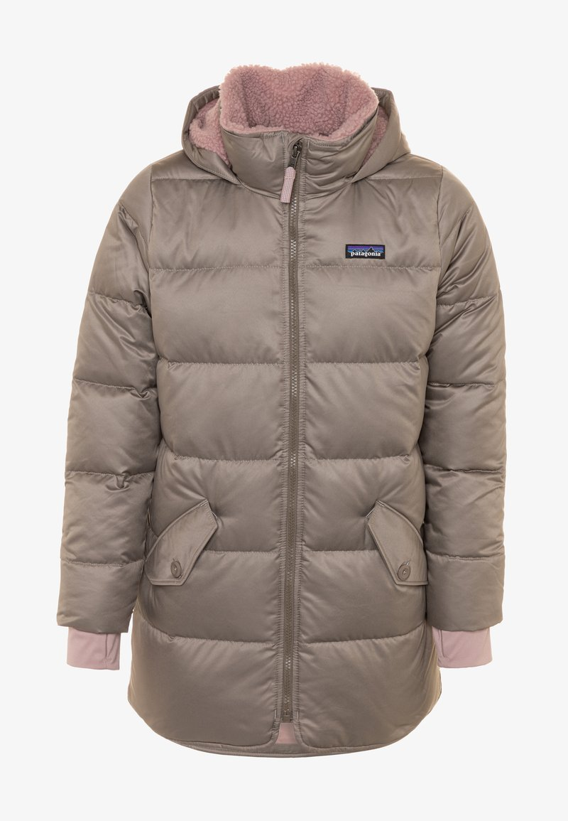 Patagonia - GIRLS - Veste d'hiver - furry taupe