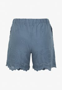 ONLY - ONLSHERY ANGLAIS - Shorts - china blue - 1