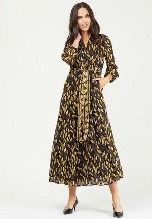 Maxi dress - mostaza