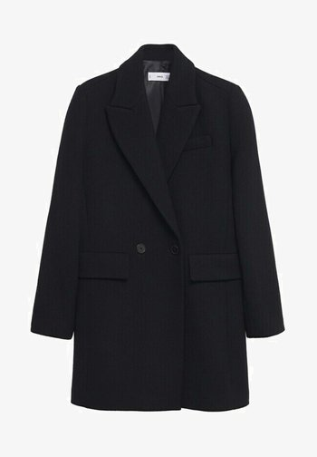 DALI - Short coat - svart