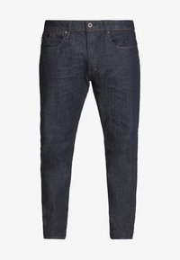 LOIC RELAXED TAPERED - Relaxed fit jeans - kir denim 3d raw denim