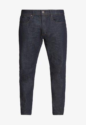 LOIC RELAXED TAPERED - Jeans baggy - kir denim 3d raw denim