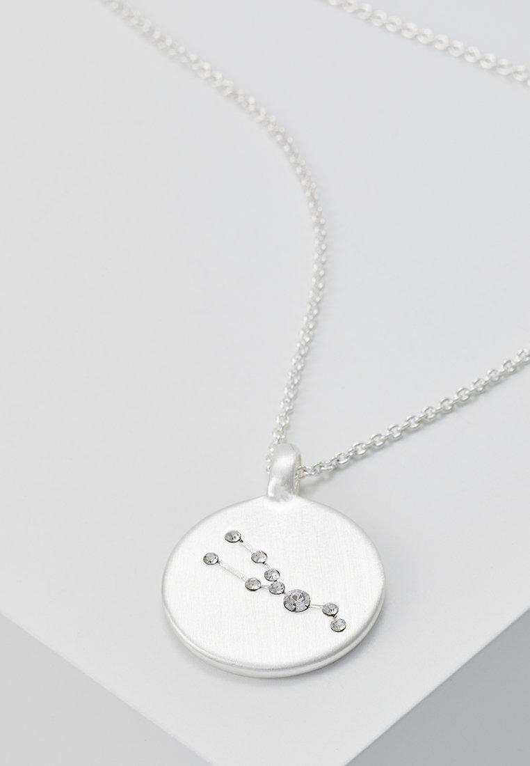 Pilgrim TAURUS - Smykke - silver-coloured/sølv DSQ2dECjkCitdF1