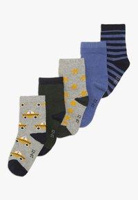 Name it - NMMVAGN 5 PACK - Socks - dutch blue - 0