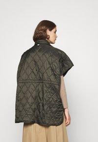 WEEKEND MaxMara - CANDORE - Light jacket - khaki green - 2