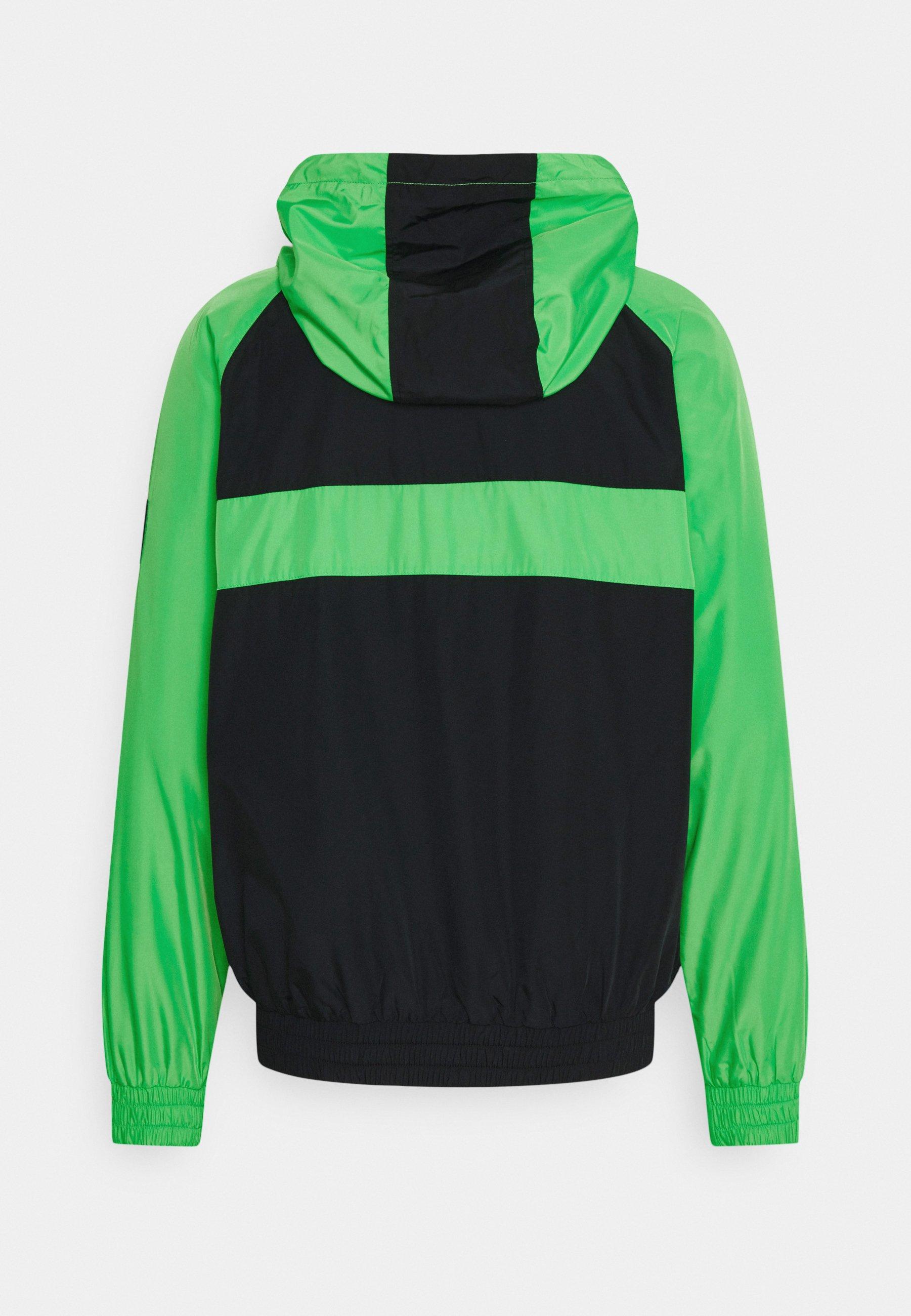 Men BLOCKED ZIP THROUGH JACKET - Summer jacket