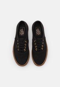 Vans - AUTHENTIC UNISEX - Sneakersy niskie - black - 3