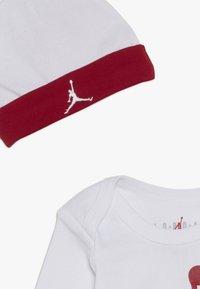 Jordan - JUMPMAN BOOTIE SET  - Dárky pro nejmenší - white - 2