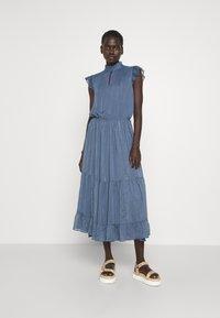 Bruuns Bazaar - SENNA OFIA DRESS - Day dress - riverside - 1