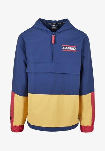 Windbreaker - red/blue/yellow